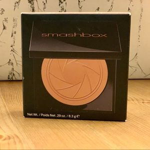 NWT Smashbox Bronze Lights Warm Matte Bronzer